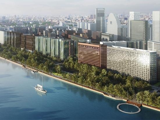 Необычная конструкция появится на набережной Марка Шагала к 2026 году