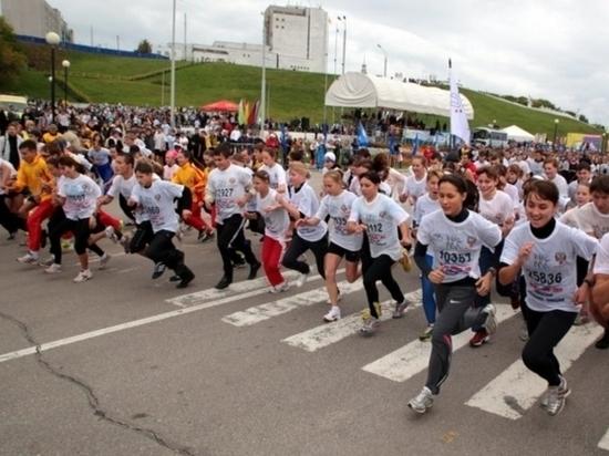 В субботу из-за бегунов перекроют движение в центре Чебоксар