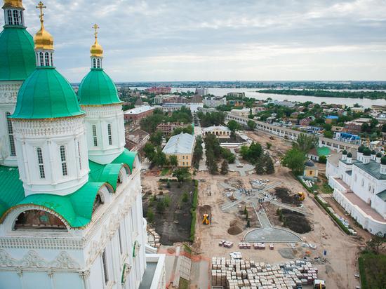 Российский искусствовед Лев Санчес назвал астраханский Успенский собор архитектурной удачей эпохи
