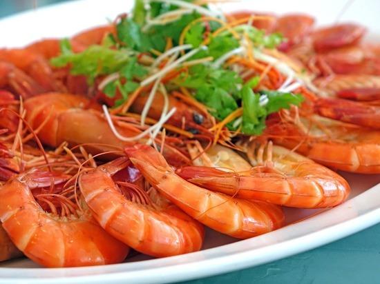 Можно ли съесть мышьяк вместе с креветками