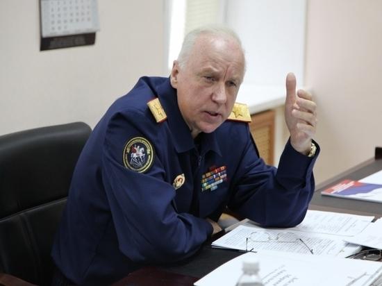 Глава СК РФ распорядился заменить следователей в подмосковных управлениях