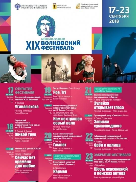 Дороже всего классика – Волковский театр прокомментировал цены на фестивальные билеты