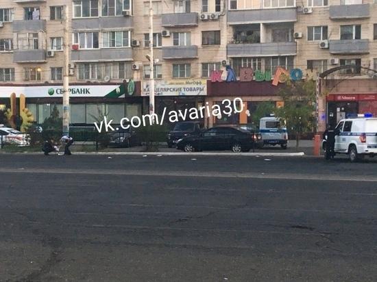 В Астрахани неизвестный открыл стрельбу у Нового моста