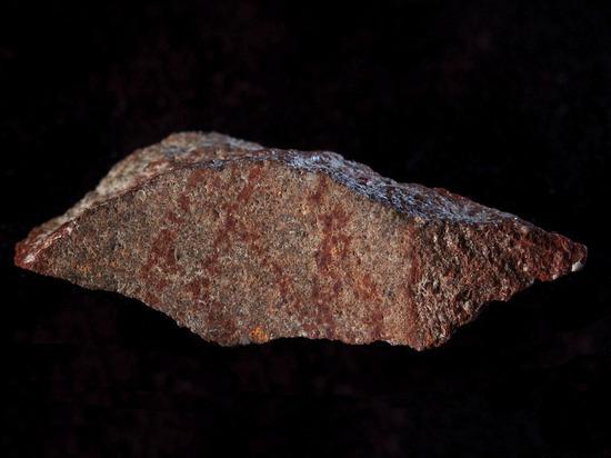 В Африке нашли древнейший рисунок: ему 73 тысячи лет
