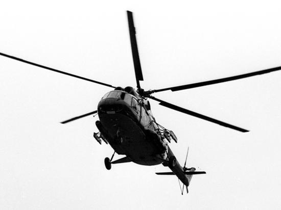 В Магаданской области совершил жесткую посадку вертолет Ми-8
