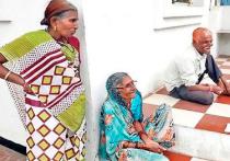 75-летняя индианка 60 лет питается лишь чаем