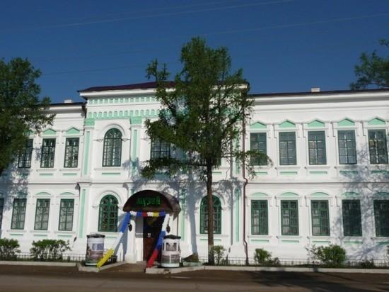 В Бурятии ограбили Кяхтинский музей, предварительно связав охранника