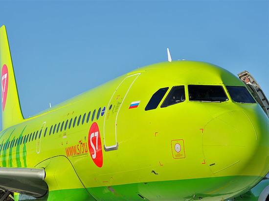 В Омске экстренно сел самолет из Барнаула