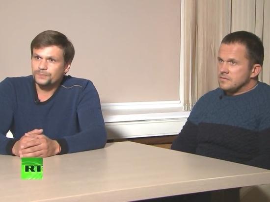 Эксперт поминутно разобрал интервью Боширова и Петрова: врут про духи
