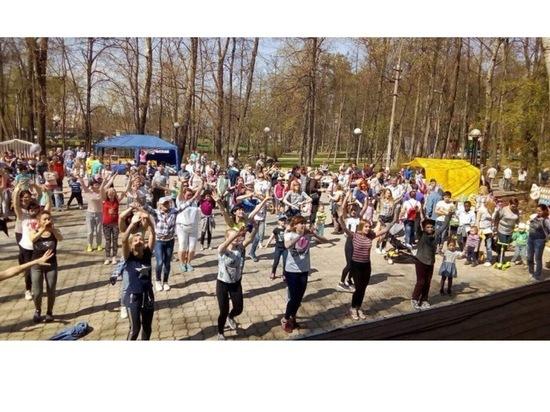 В Серпухове состоится праздничное закрытие сезона «Танцы в парках»