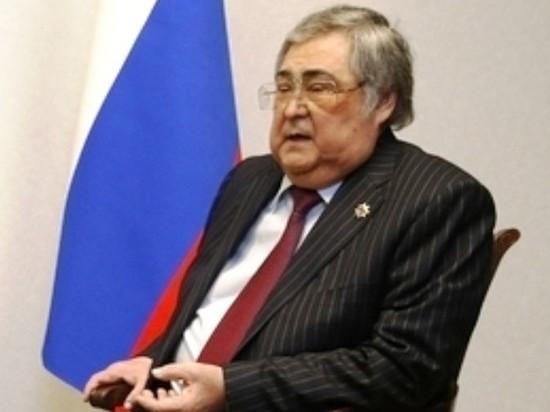 Тулеев стал ректором Кузбасского института развития профобразования