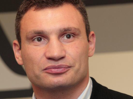 Кличко пообещал не баллотироваться в президенты Украины в 2019 году