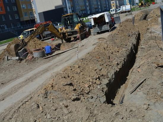 Революционный переулок в Барнауле перекроют на месяц