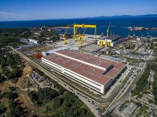 Мегаверфь «Звезда» построит для России самые мощные в мире ледоколы