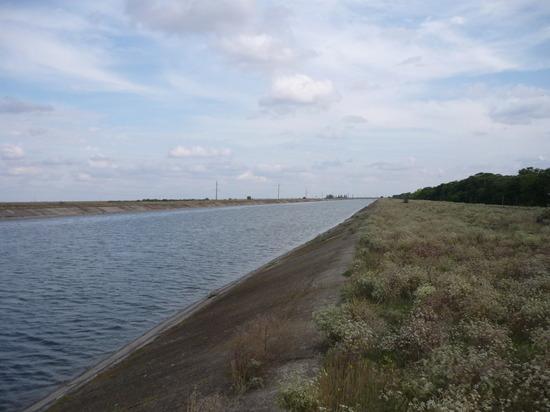 Климкин назначил Россию виновной в лишении Крыма водоснабжения