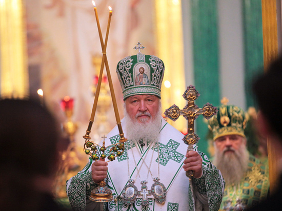 Патриарх Кирилл перестанет молиться за патриарха Константинополя