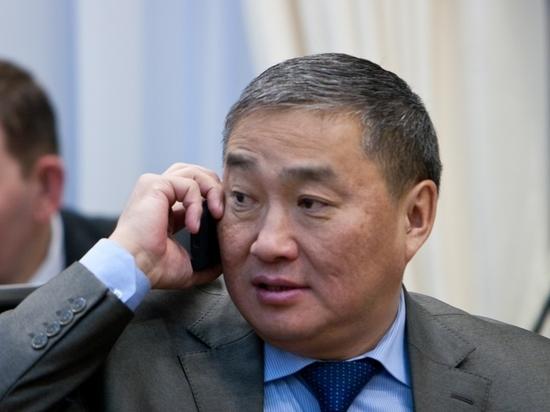 Глава Бурятии уволил заместителя руководителя своей администрации