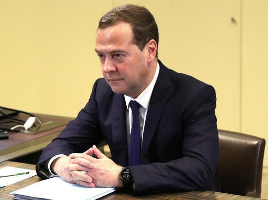 Медведев по традиции отметит свой день рождения в кругу семьи