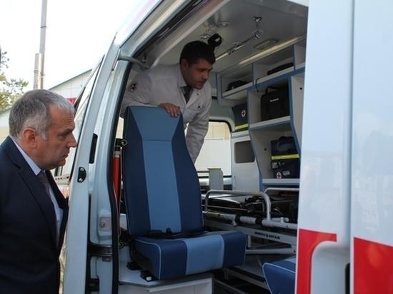 Новые автомобили скорой помощи закупают для Югры