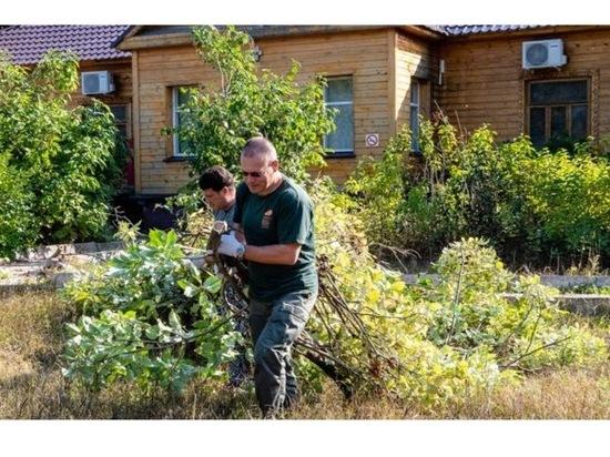 Приокско-Террасный заповедник приглашает волонтеров