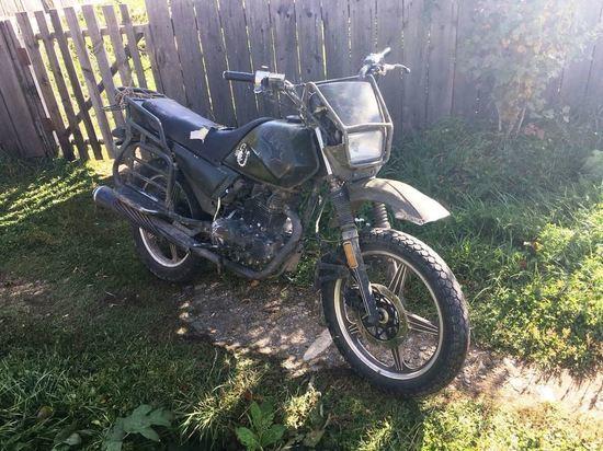 Подросток на мотоцикле разбился на трассе в Республике Алтай