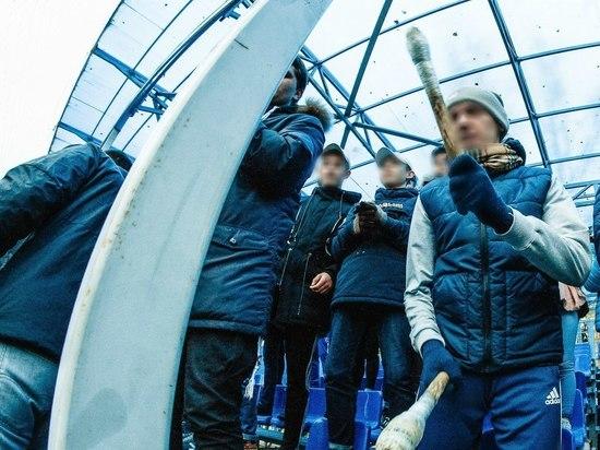 Фанатское футбольное сообщество появилось в Калуге