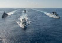 Военные корабли НАТО подобрались к Сирии
