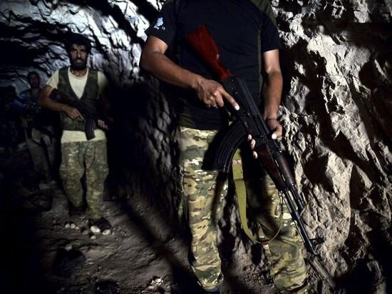 Террористы доставили в Идлиб химоружие для провокаций и обвинений России