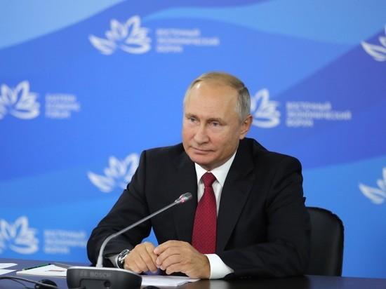 Во Владивостоке Путин обсудил с Китаем начало войны с США