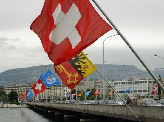 Швейцария потребовала от Российской Федерации  закончить  шпионаж натерритории страны