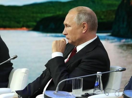 Песков: Путин не собирается уходить на пенсию