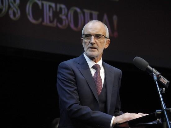 Туминас назвал имя главного режиссера Театра имени Вахтангова