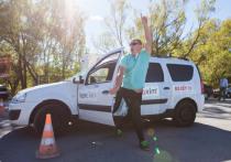 В Тульской области определят лучшего таксиста