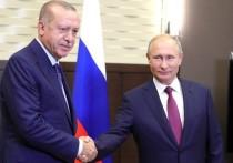 Путин и Эрдоган договорились по Идлибу