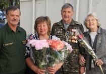 В Севастополе отметили 80-летие ветерана поискового движения