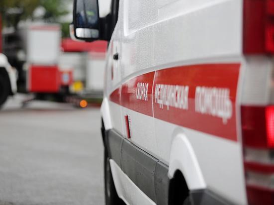Беременная дочь президента фонда выпала из окна в центре Москвы