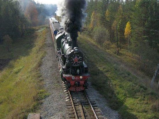 Первый в современной России паровозный маршрут запустят в Тверской области