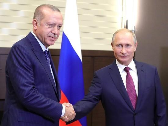 Стали известны детали соглашения Путина с Эрдоганом по Идлибу