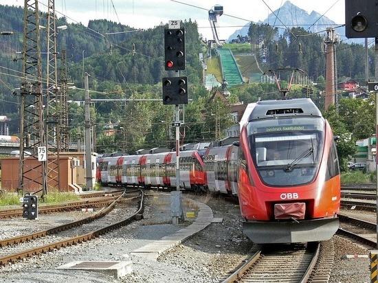 Пассажирские поезда на батарейках запустят в Австрии