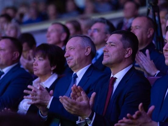 Работаем: псковский губернатор во время инаугурации цитировал Урганта