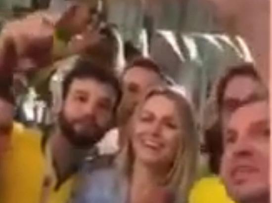 Аргентинских болельщиков наказали за неприличную шутку над россиянкой