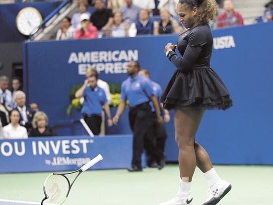 Главные теннисные события нам прокомментировала Софья Тартакова