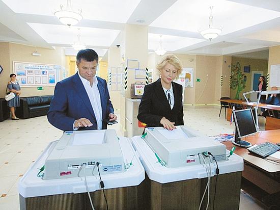 Кандидат в губернаторы Приморья Ищенко подсчитал