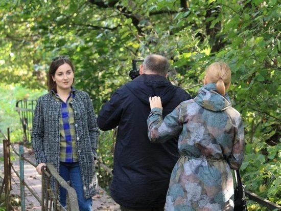 Журналисты «Медиаплатформы» провели съемки в Витебской области