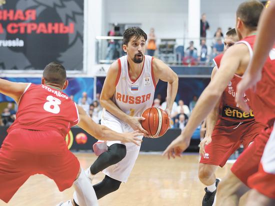 Лидер сборной России по баскетболу Швед не считает Болгарию слабой