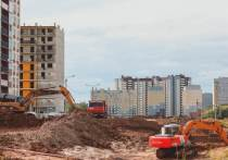 Ладыков поторопил подрядчика со строительством дороги в микрорайоне «Солнечный»