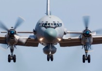 Российский самолет Ил-20 сбит в Сирии: онлайн-трансляция