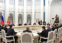 Работать на благо России: Путин установил задачи для Станислава Воскресенского