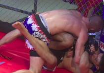 Волгоградский боец Галаев победил соперника из Донбасса