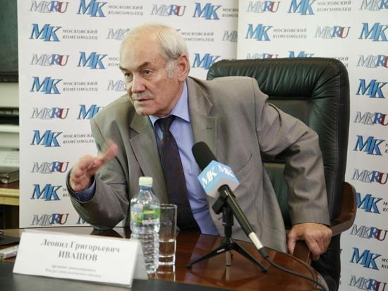 Леонид Ивашов: «Россия должна выслать израильского посла и отказаться от безвизового режима»